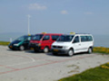 Siofok Taxi car fleet